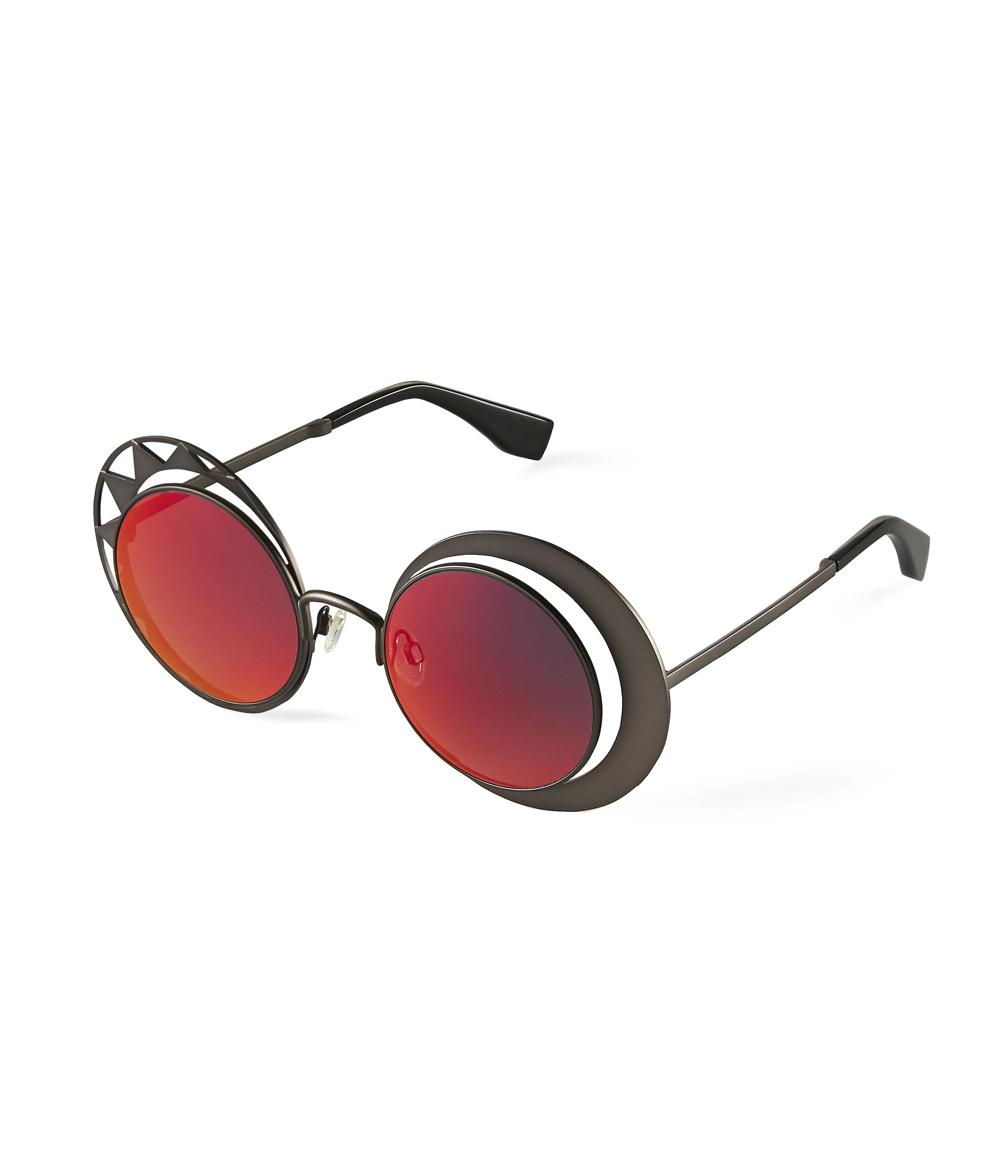 b9b6c84e10 VIVIENNE WESTWOOD SUN AND MOON SUNGLASSES RED VW9642RES.  viviennewestwood