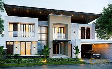 jasa arsitek desain rumah bapak william   desain rumah