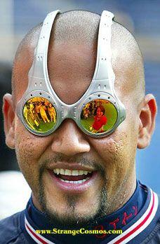 Weird Oakley Glasses 4