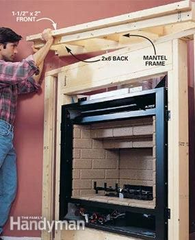 How To Install A Gas Fireplace Gas Fireplace