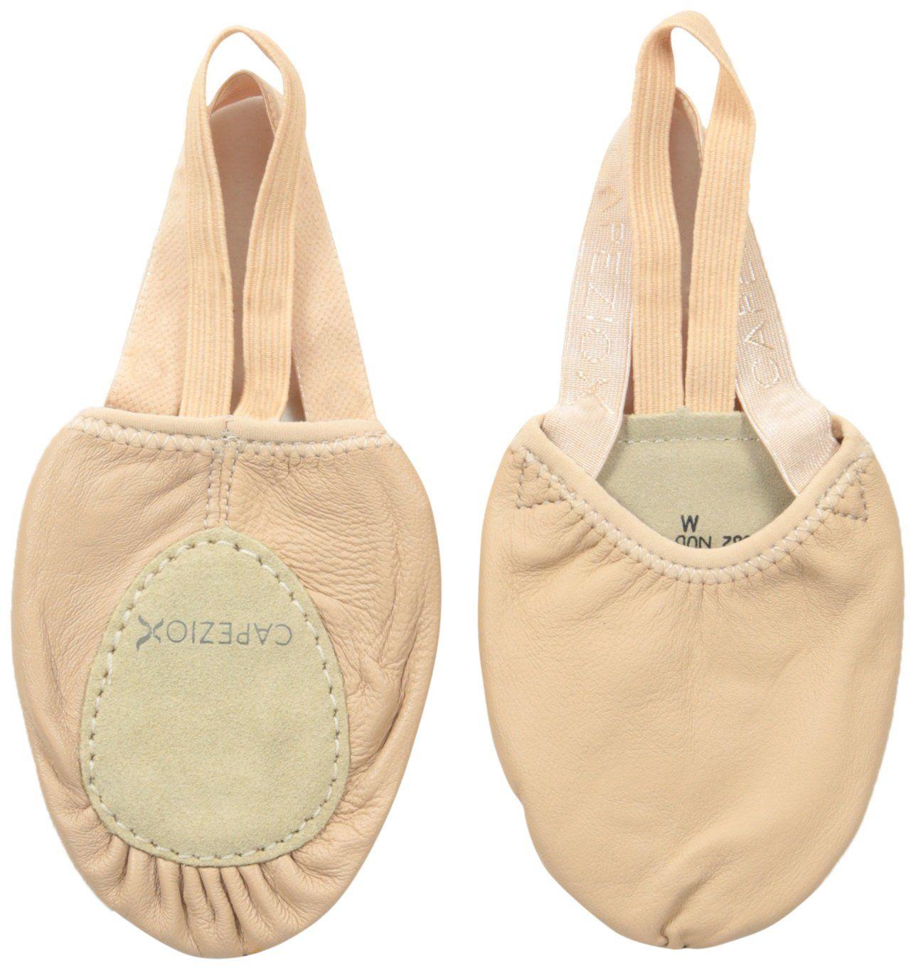 Capezio-Leather-Pirouette-Dance-Medium