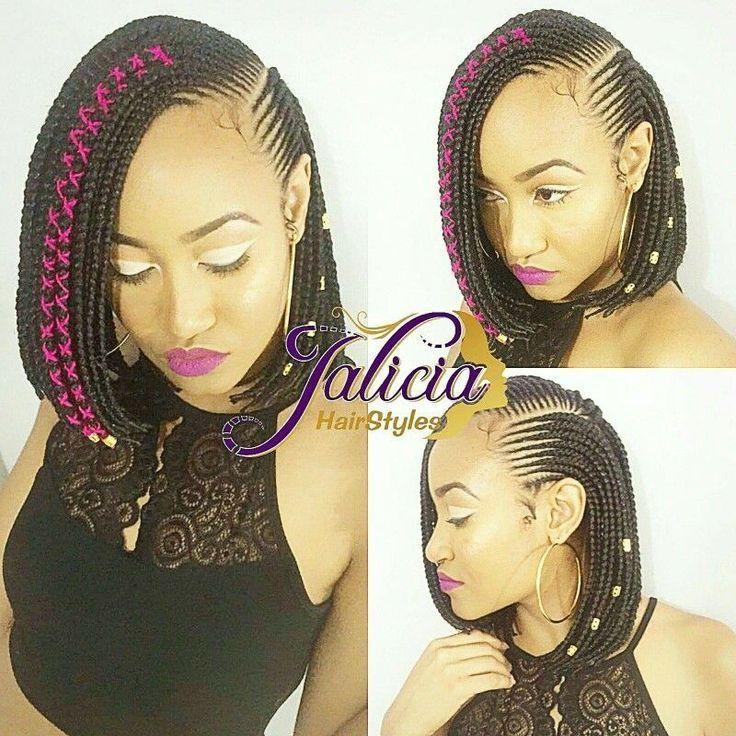 African Hair Braiding Braiding Bob African Braids Hairstyles Braided Hairstyles Hair Styles
