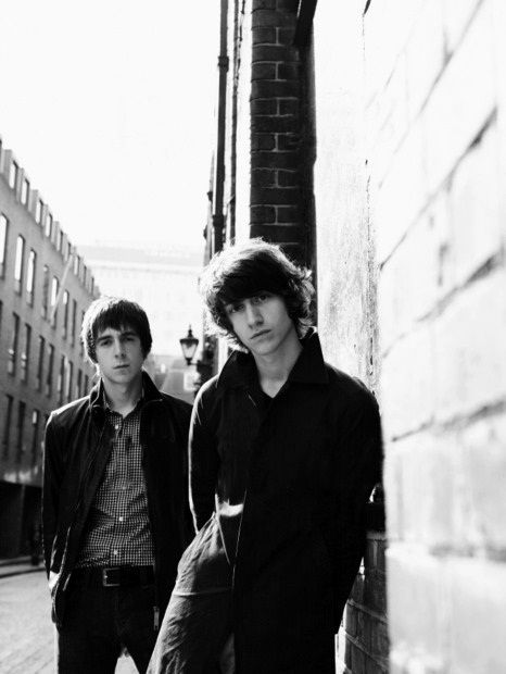 Alex Turner & Miles Kane See you in cologne miles *_*