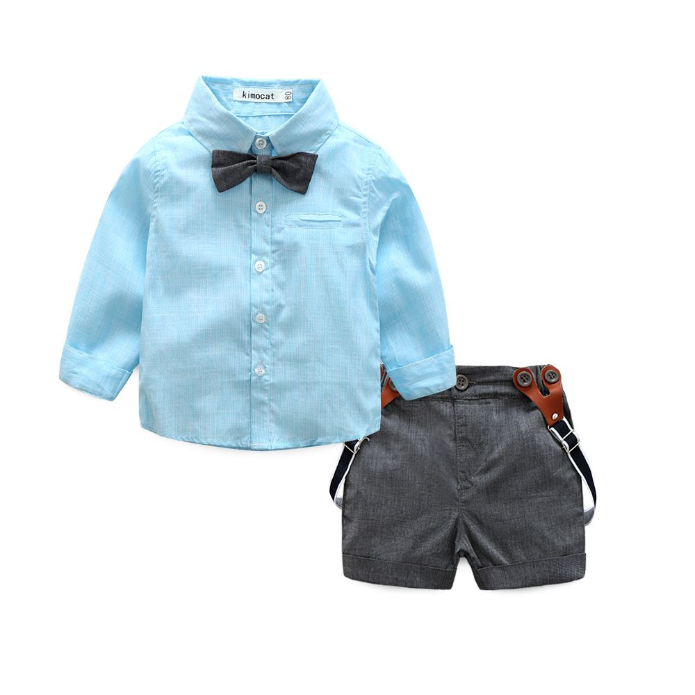Baby Boys clothing sets fashion baby boy suits formal gentleman ...