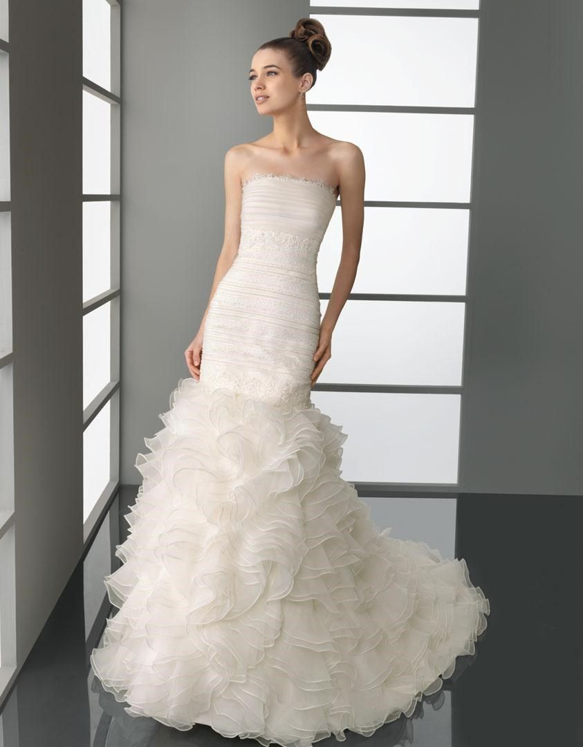 Vestidos de novia ofertas barcelona