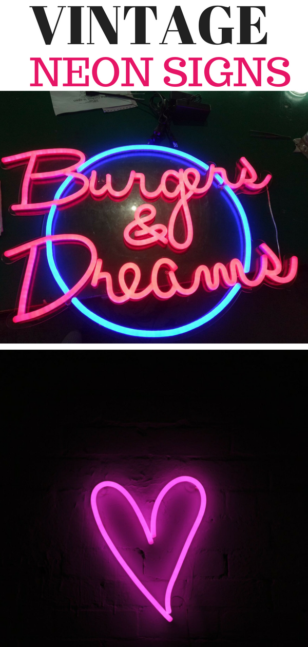 Vintage Neon Signs Ideas For Your Party Bedroom House Business Wedding Outdoorore