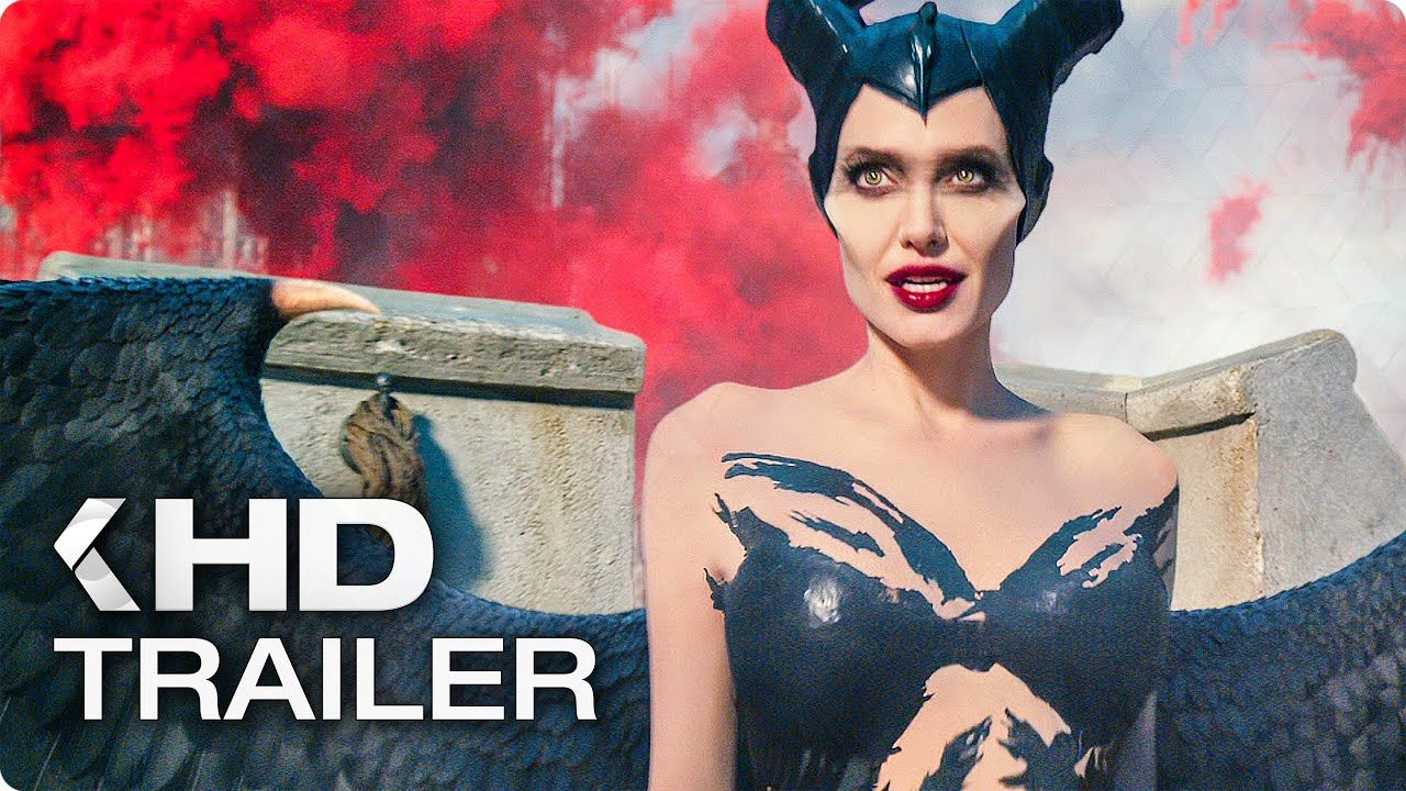 Maleficent 2 Mistress Of Evil Trailer 2019 Favorite