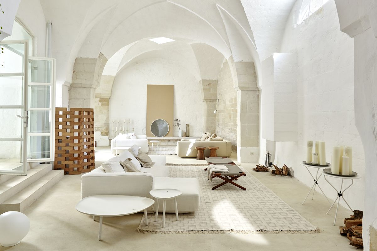 Interni Moderni Di Case : A casa di ludovica e roberto palomba u living corriere nel