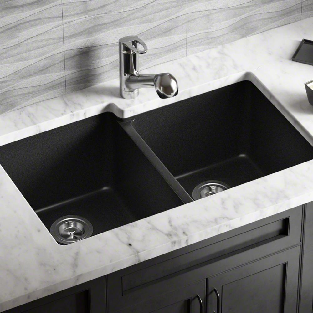 Kitchen Black Sinks
