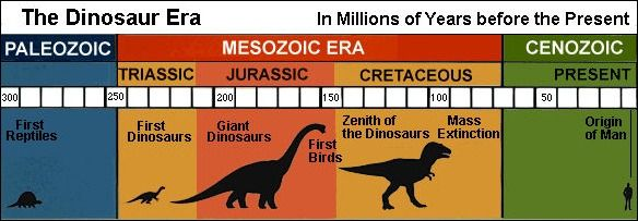 dinosaur timeline - Google Search | Dinosaur era, Dinosaur, Extinction