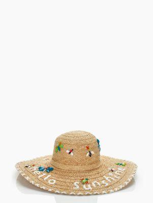 hello sunshine hat - kate spade new york