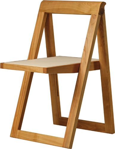CIAK Folding Chair, Design By MAAM