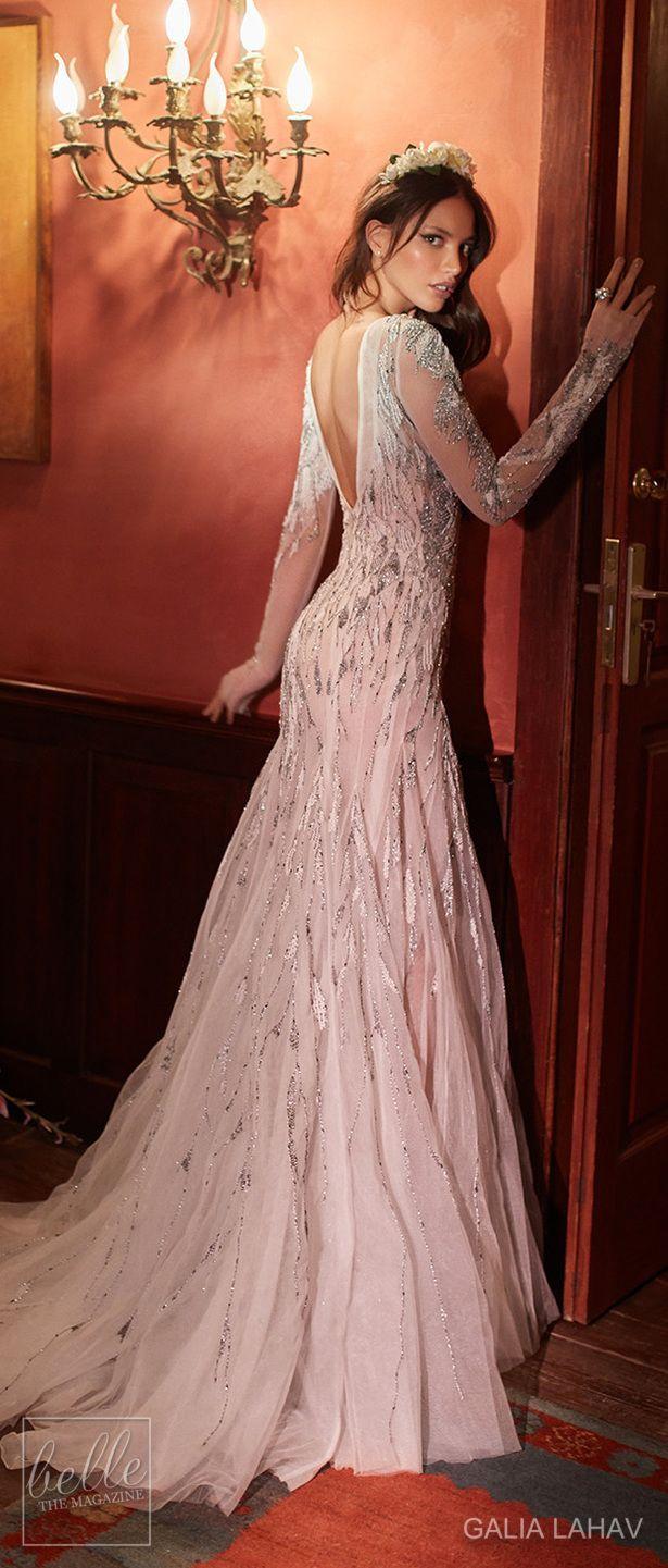 Wedding dress by Galia Lahav Couture Bridal Fall 2018 | novias ...