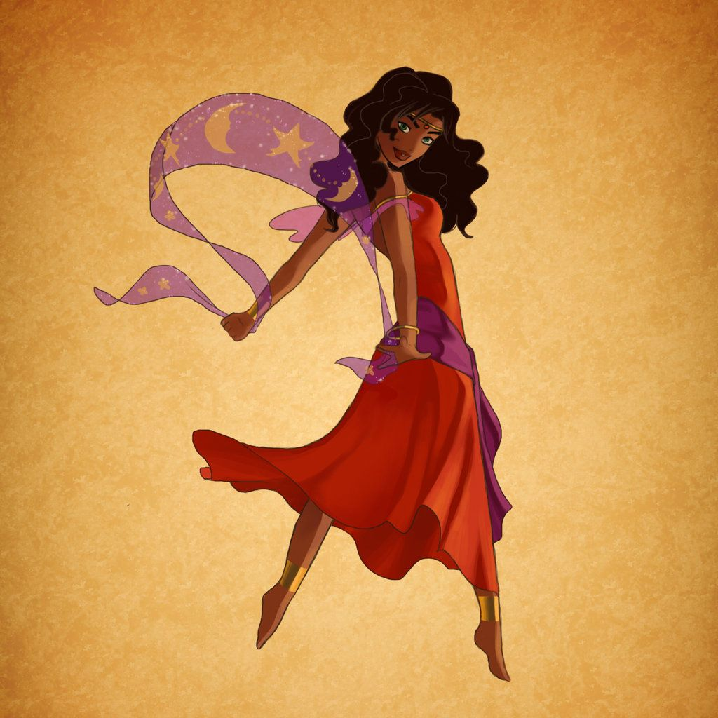 Esmeralda esmeralda pinterest art love and deviantart