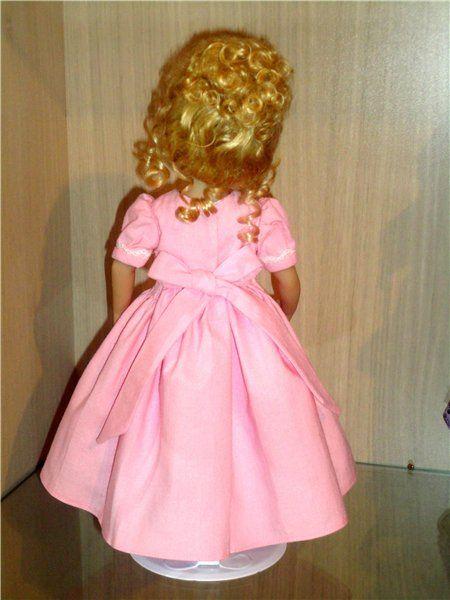 Буфы  для кукол