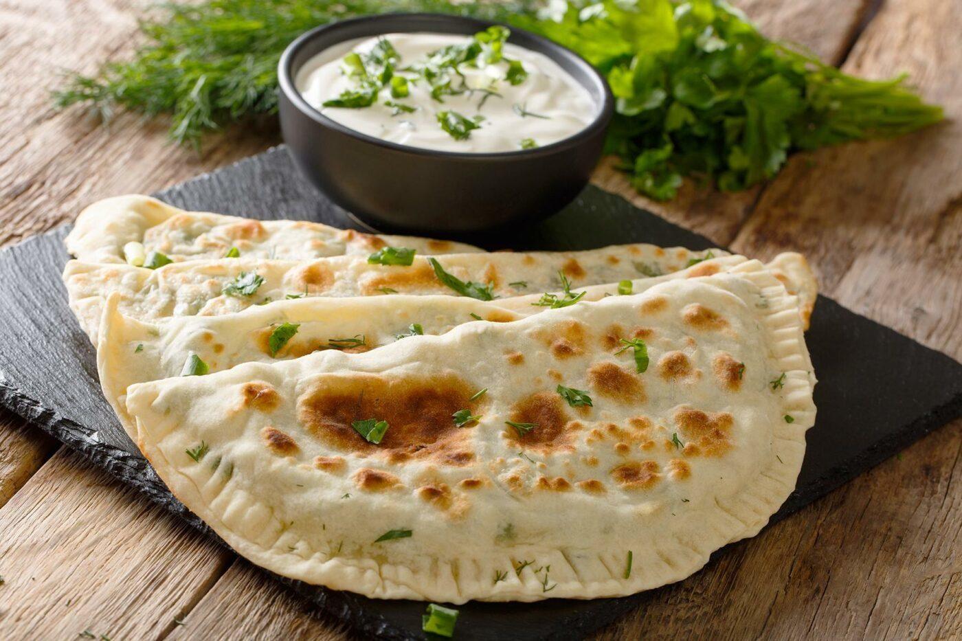 turkish food next to me