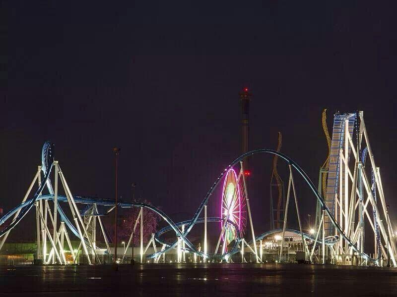 Cedar Point, December 3013