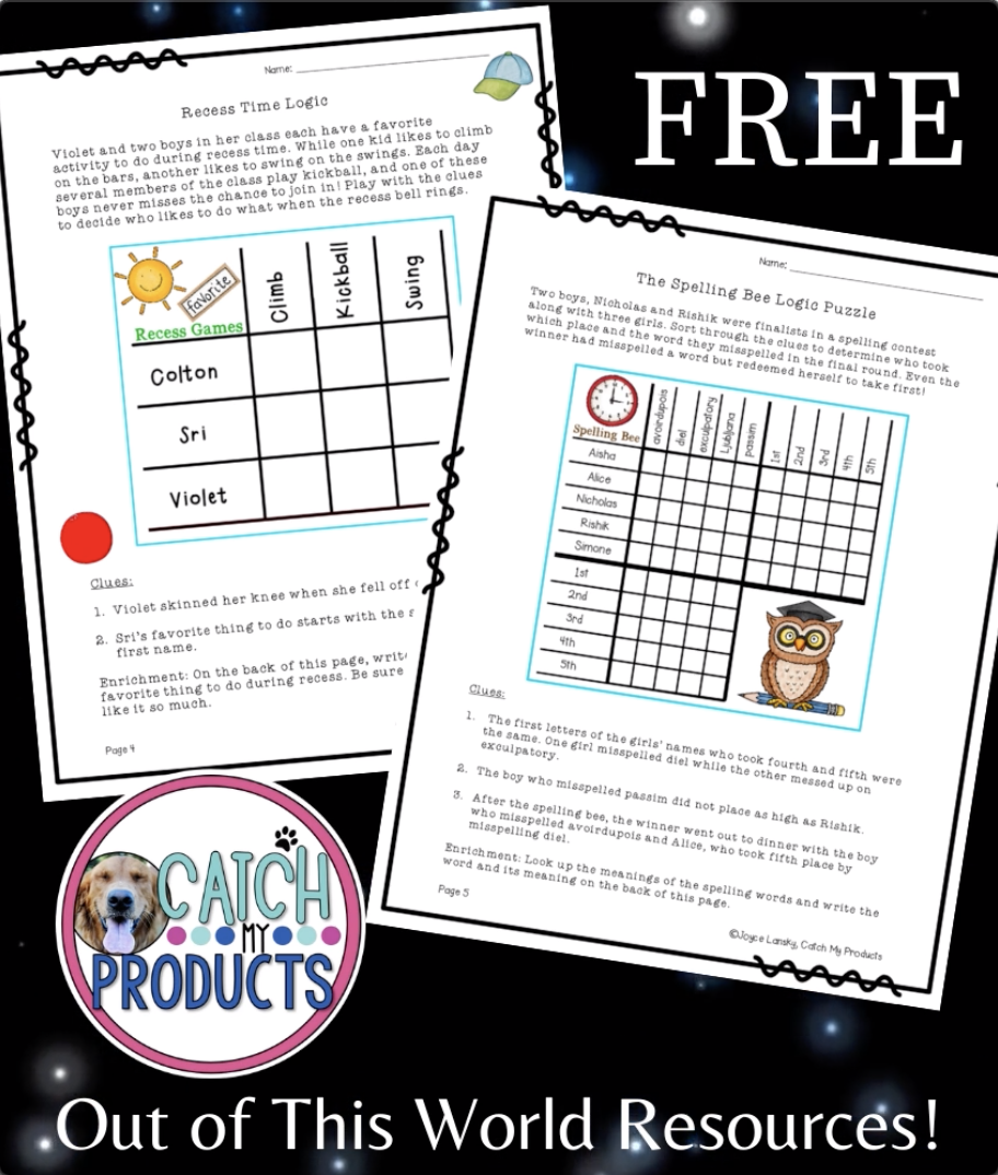 Free Logic Puzzles For Critical Thinking And Narrative Writing Prompts Logic Puzzles Narrative Writing Prompts Teaching Fun [ 1074 x 912 Pixel ]