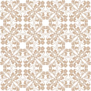 Floral Pattern Background Batik Pattern Background Ornament Png