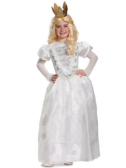 Whimsical Alice Through The Looking Glass Children S Costumes By