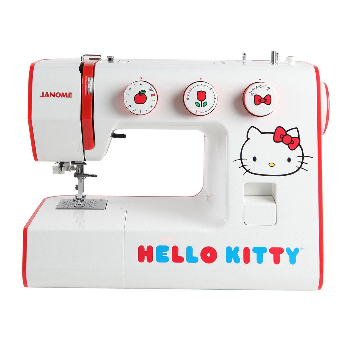 Hello Kitty 15822 Sewing Machine