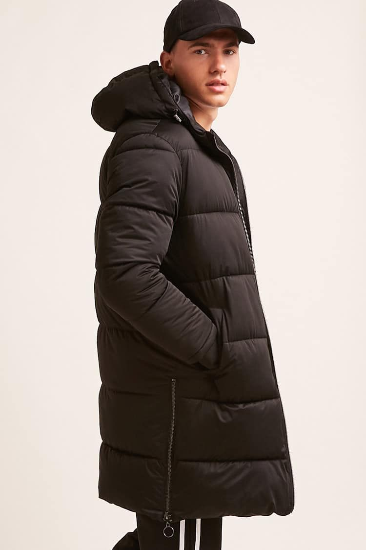 a94be09a3 Product Name:Longline Puffer Jacket, Category:mens-top-picks, Price ...