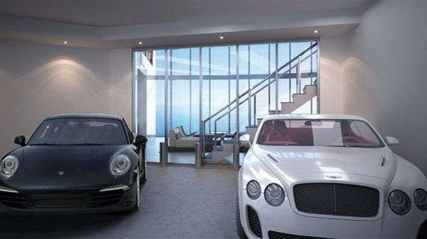 Porsche Design Tower In Miami Sunny Isles Beach Florida Luxury