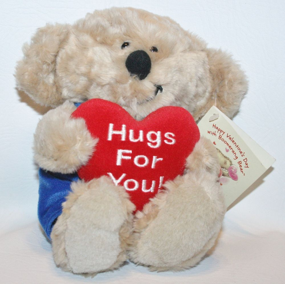 Boomerang Plush Koala Teddy Bear Stuffed Plush American Greetings