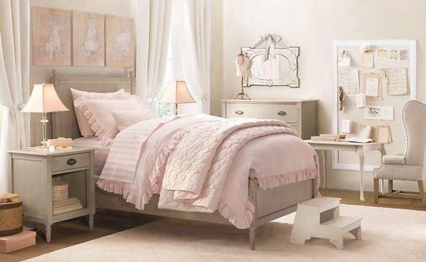 Traditional Girls Bedroom Set