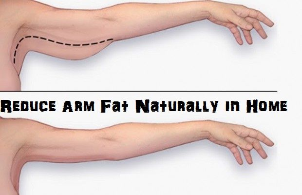 L H T R 5 Ways To Reduce Arm Fat Naturally In Home Health Tips