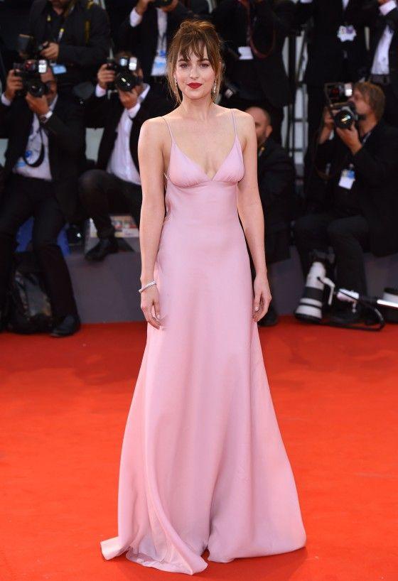 See All the Stars at the 72nd Venice Film Festival - Dakota Johnson ...