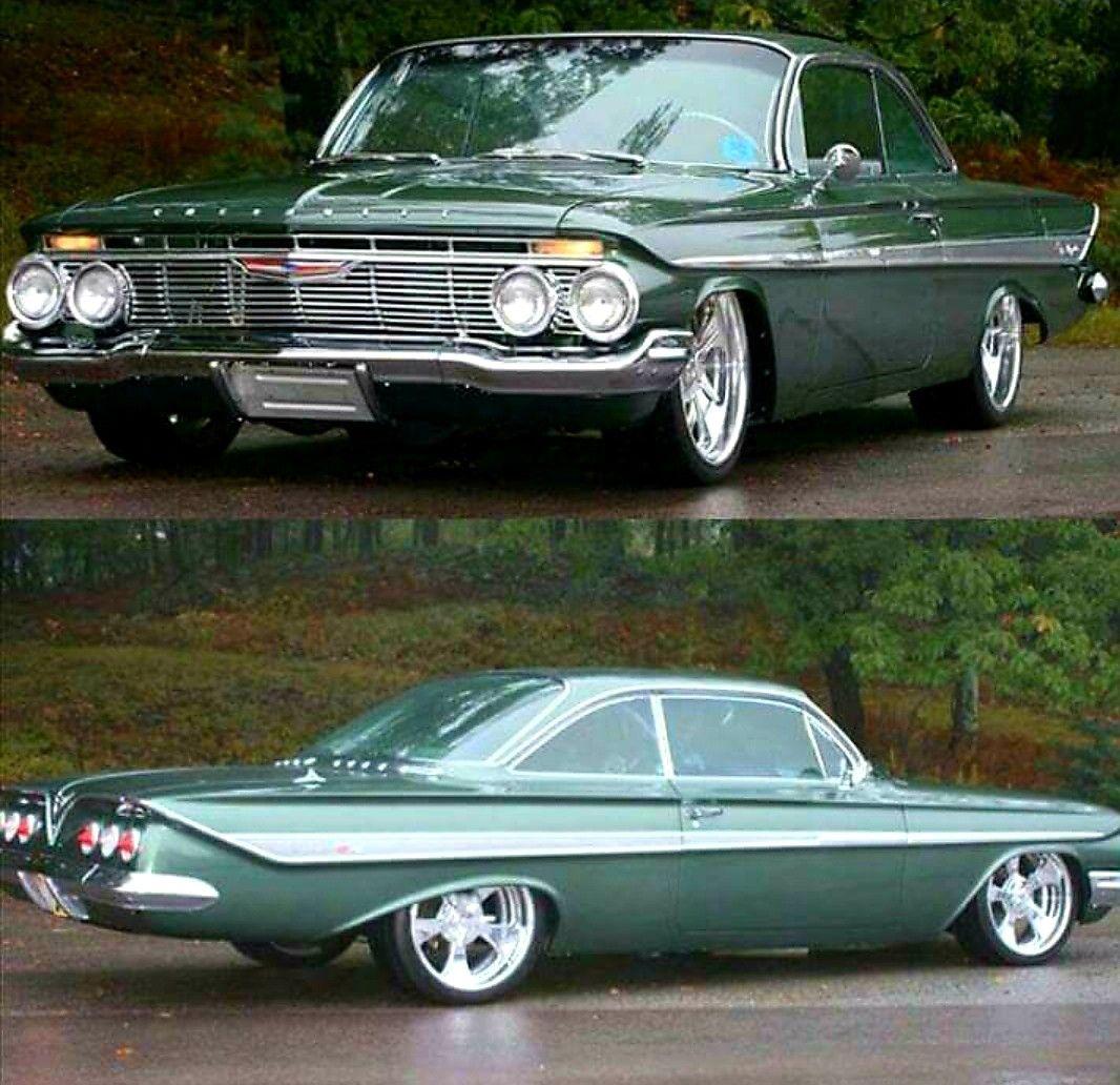 1961 Chevy Impala Sport Coupe