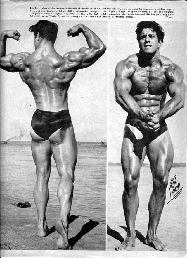 Reg Park | Iron Era Bodybuilding | Pinterest | Park, Motivation and ...