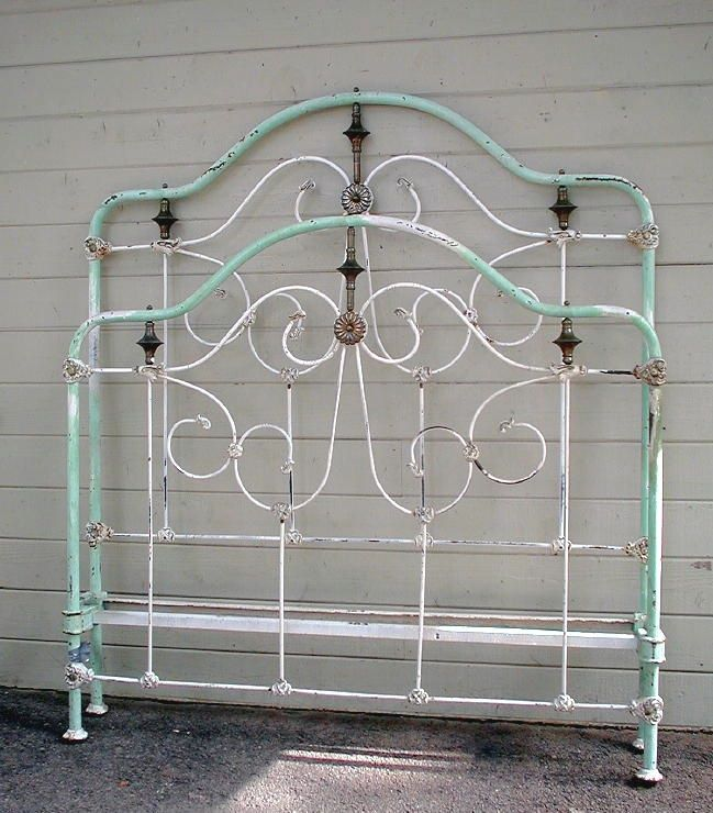 iron bed frames iron bed when there are so many alternative - Vintage Bed Frame