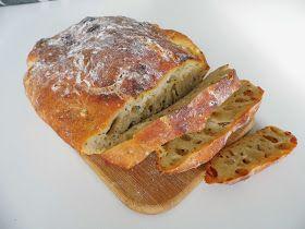 Le Petit Bistrot: Domácí chleba bez kvásku