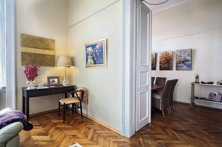Na návšteve: V historickom byte sa prelína pôvodné s novým