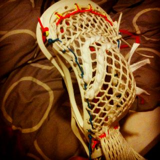 Love the new twig. #lacrosse