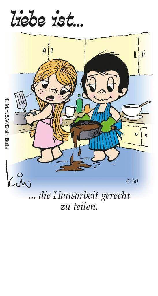 Liebe Cartoon