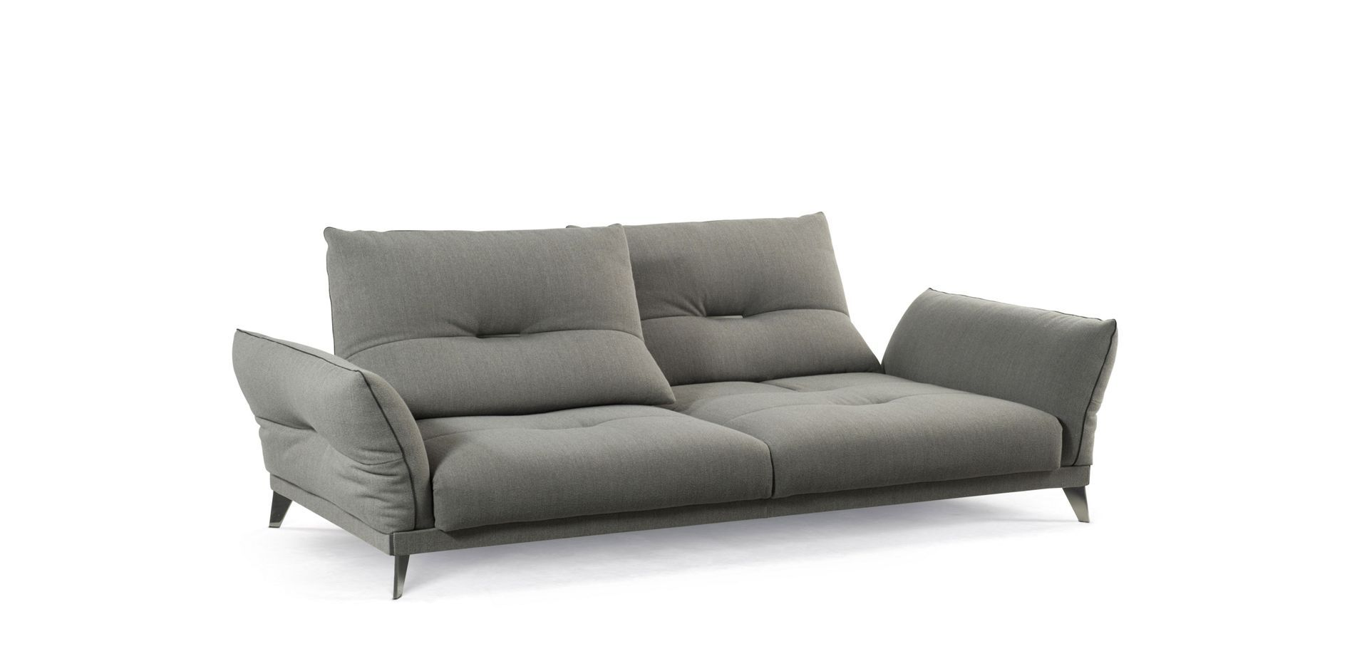 ITINÉRAIRE Large 3-seat sofa - picture 2 | FURNITURE/seating in 2019 ...