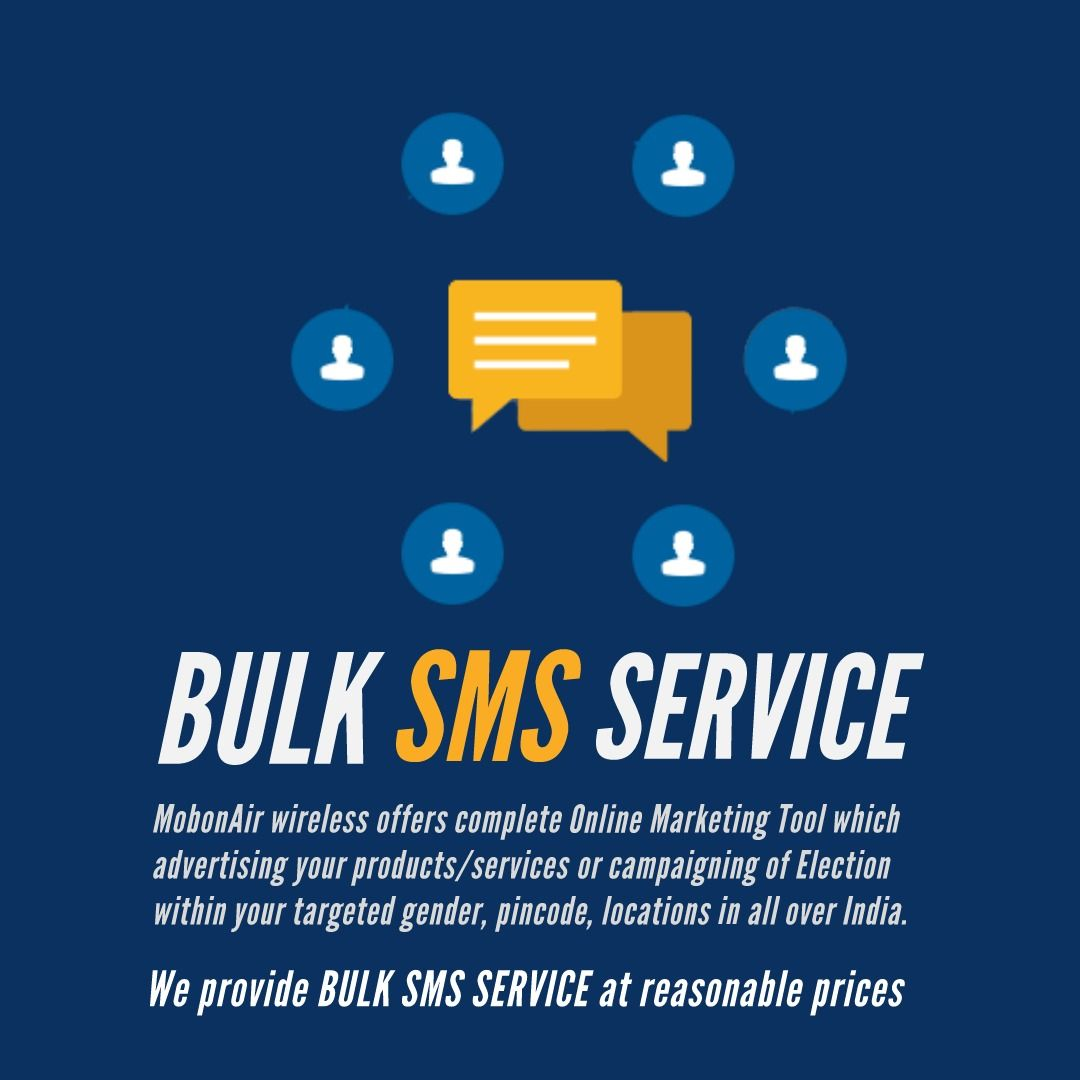 Send Bulk SMS Online In India Now Send unlimited bulk SMS
