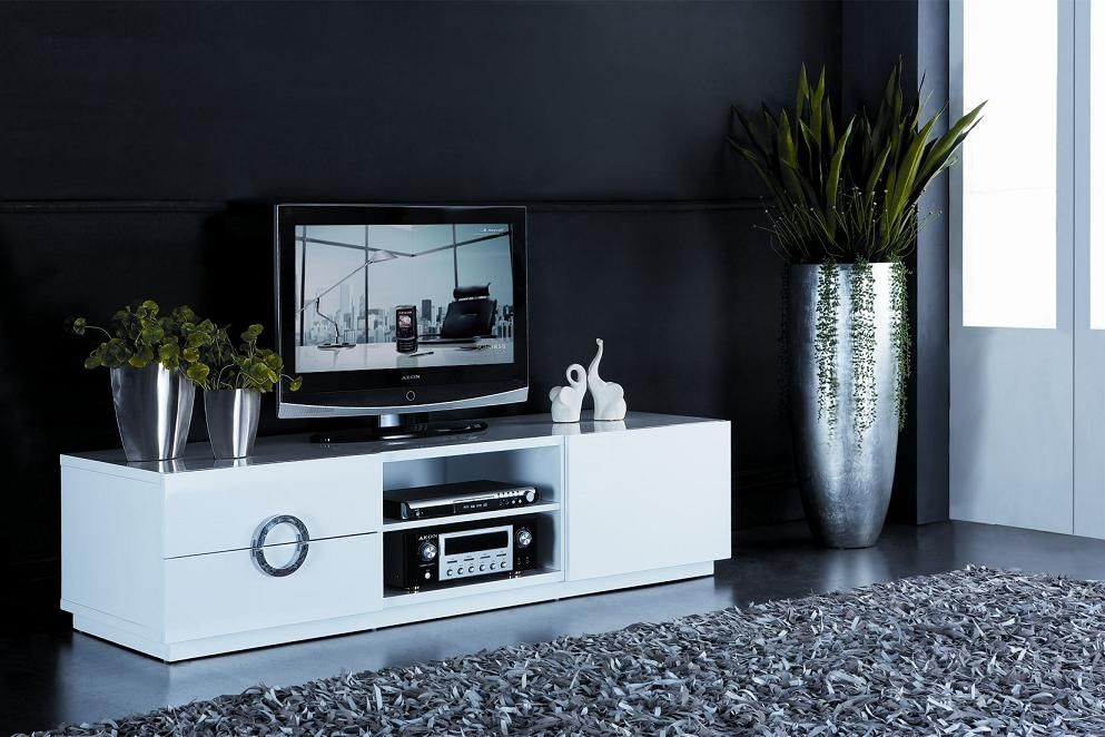 Modern Furniture Tv Stands show contemporary/modern bedroom furniture | modern tv stands