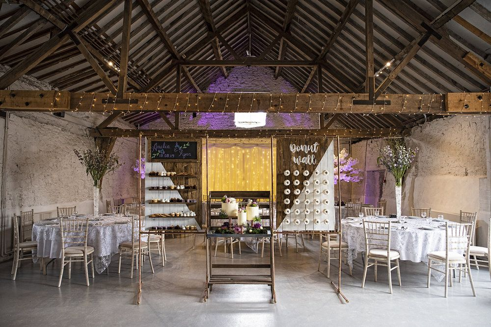 Barn Wedding Inspiration Expert Styled Shoot Barn