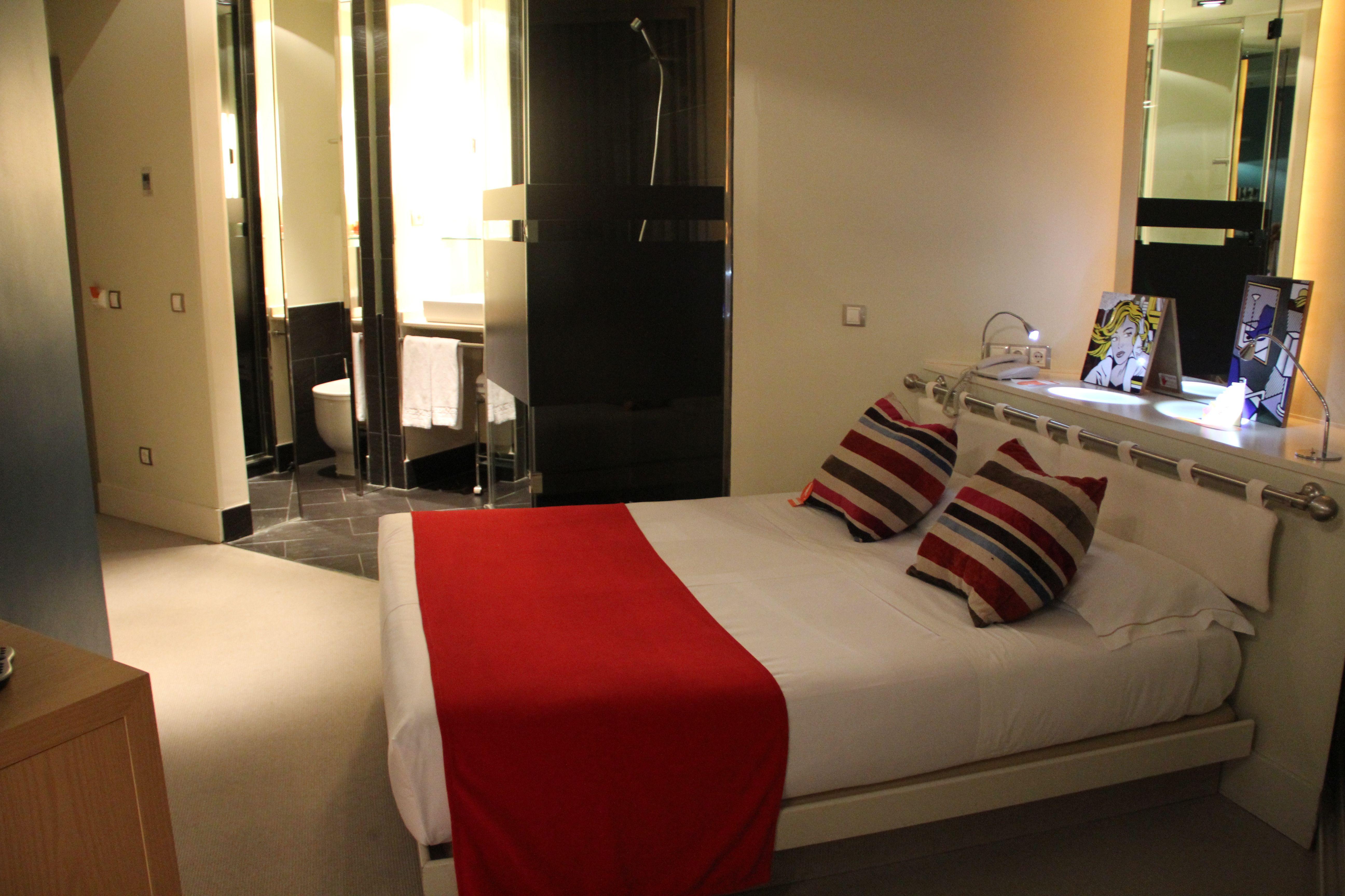 Mi Habitación En El Room Mate Alicia Madrid Hoteles Habitacion Hotel
