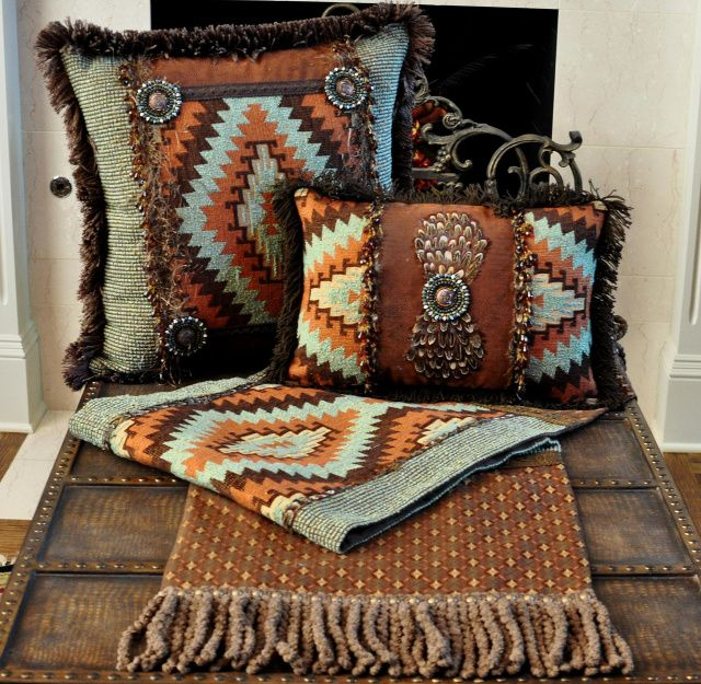 Attirant Find Table Runners And Table Rugs To Complement Your Rustic Theme At Ranch  House Western Decor