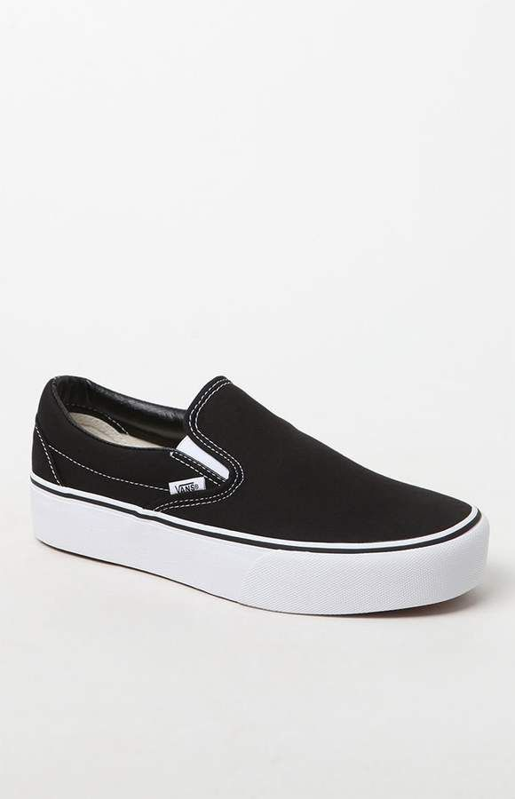 680fed3183 Vans Women s Slip-On Platform Sneakers