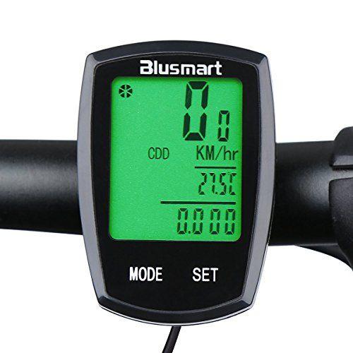 Bike Computer Raniaco Original Wireless Bicycle Speedometer Bike