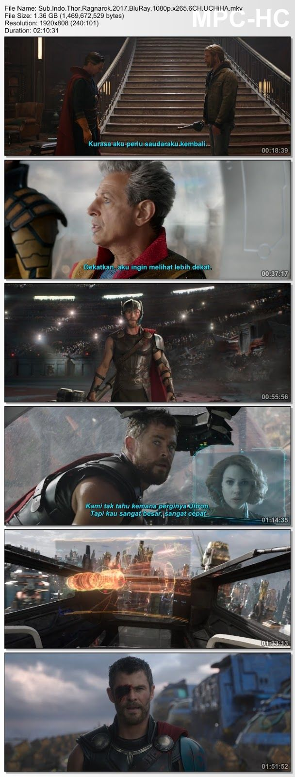 Download Film Thor Ragnarok Sub Indo Mp4 480p :: Dragonsfootball17