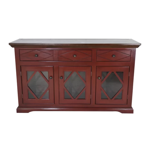 32 H X 54 5 W X 17 5 D Sideboard Storage Sideboard Top Darby Home Co