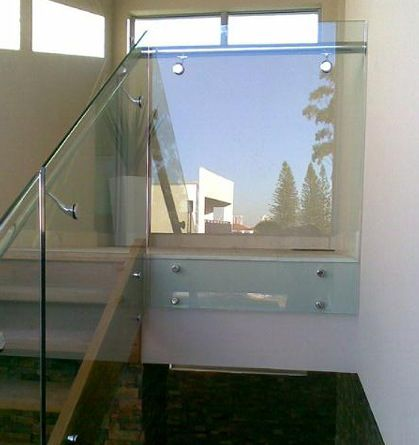 structural glass and balustrades