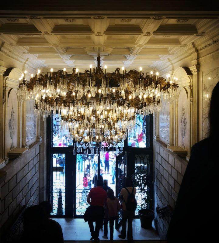 Breve historia del Gran Hotel de la Ciudad de México